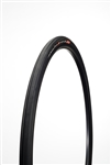 Challenge - ELITE PRO - Road Handmade Clincher - 25mm - Black/Black- 260tpi SuperPoly - PPS (anti-puncture belt) - 240gr - 100-145psi