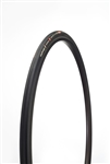Challenge - CRITERIUM SC S - Road Handmade Tubular - 25mm - Black/Black - 320tpi Sealed Corespun Cotton - Latex Tube - PPS (anti-puncture belt) - 270gr - 100-175psi