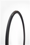 Challenge - FORTE - Road Tubular - 24mm - Black/Black - 300tpi SuperPoly PPS - 275gr - 100-175psi