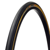 Challenge - Elite - Road Tubular - 25mm - Black/Tan - 220tpi Poly - Butyl Tube - PPS (anti-puncture belt) - 315gr - 100-175psi