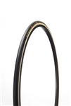 Challenge - PISTA Ultra Track Tubular - 22mm - Black/White -  1000tpi Sealed Silk - Latex Tube - 185gr - 150-220psi
