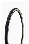 Challenge - Chicane TE S CX Cross Tubular - 33mm - Black/White - 320tpi - PPS - 400gr - 23-90psi