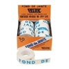 Velox 16mm X 2m Rim Tape - 10Pk Box